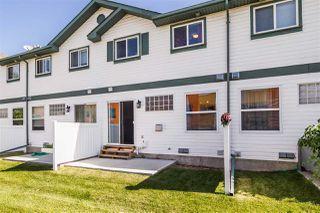 Photo 30: 27 16823 84 Street Edmonton 3 Bed 1.5 Bath Townhouse For Sale E4209344