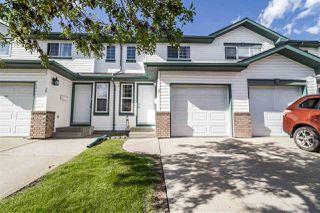 Photo 38: 27 16823 84 Street Edmonton 3 Bed 1.5 Bath Townhouse For Sale E4209344
