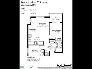 "Photo 21: 304 1533 E 8TH Avenue in Vancouver: Grandview Woodland Condo for sale in ""CREDO"" (Vancouver East)  : MLS®# R2515122"