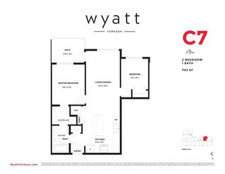 """Photo 6: 517 7811 209 Street in Langley: Willoughby Heights Condo for sale in """"WYATT"""" : MLS®# R2516858"""