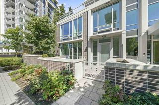 """Main Photo: 9056 UNIVERSITY Crescent in Burnaby: Simon Fraser Univer. Townhouse for sale in """"ALTITUDE"""" (Burnaby North)  : MLS®# R2519379"""