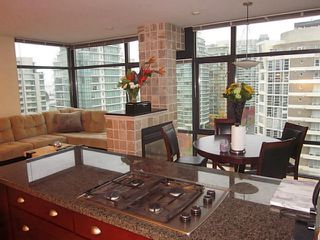 """Photo 4: 1402 1863 ALBERNI Street in Vancouver: West End VW Condo for sale in """"LUMIERE"""" (Vancouver West)  : MLS®# V978080"""
