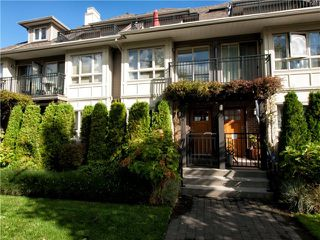 Photo 1: 12 4055 PENDER Street in Burnaby: Willingdon Heights Condo for sale (Burnaby North)  : MLS®# V970187