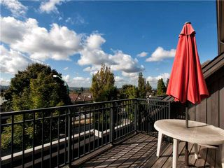 Photo 10: 12 4055 PENDER Street in Burnaby: Willingdon Heights Condo for sale (Burnaby North)  : MLS®# V970187