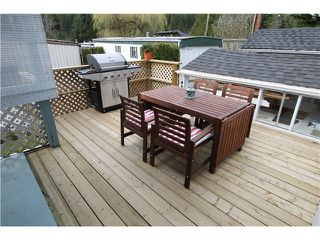 "Photo 9: 54 3295 SUNNYSIDE Road: Anmore Manufactured Home for sale in ""COUNTRYSIDE VILLAGE"" (Port Moody)  : MLS®# V999785"