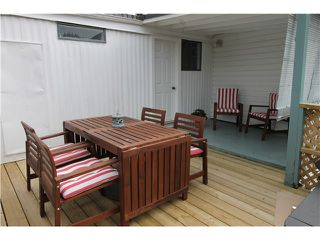 "Photo 10: 54 3295 SUNNYSIDE Road: Anmore Manufactured Home for sale in ""COUNTRYSIDE VILLAGE"" (Port Moody)  : MLS®# V999785"