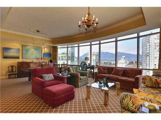 Photo 3: 11A 1500 ALBERNI Street in Vancouver: West End VW Condo for sale (Vancouver West)  : MLS®# V1009381