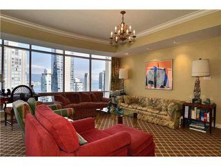 Photo 2: 11A 1500 ALBERNI Street in Vancouver: West End VW Condo for sale (Vancouver West)  : MLS®# V1009381