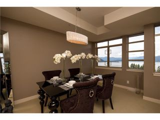 "Photo 4: 8543 SEASCAPE CT in West Vancouver: Howe Sound Townhouse for sale in ""SEASCAPES"" : MLS®# V1011832"