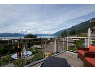 "Photo 9: 8543 SEASCAPE CT in West Vancouver: Howe Sound Townhouse for sale in ""SEASCAPES"" : MLS®# V1011832"