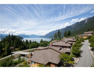 "Photo 10: 8543 SEASCAPE CT in West Vancouver: Howe Sound Townhouse for sale in ""SEASCAPES"" : MLS®# V1011832"