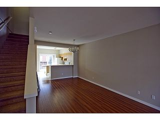 Photo 6: # 24 19572 FRASER WY in Pitt Meadows: South Meadows Condo for sale : MLS®# V1043315