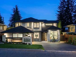Main Photo: 949 BELVEDERE DRIVE in North Vancouver: Canyon Heights NV House for sale : MLS®# R2252271