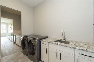 Photo 15: 4610 Knight Point in Edmonton: Zone 56 House Half Duplex for sale : MLS®# E4167560