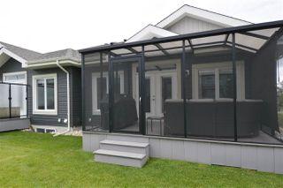 Photo 29: 38 LEGACY Terrace: St. Albert House Half Duplex for sale : MLS®# E4198012