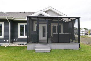 Photo 30: 38 LEGACY Terrace: St. Albert House Half Duplex for sale : MLS®# E4198012