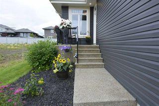 Photo 2: 38 LEGACY Terrace: St. Albert House Half Duplex for sale : MLS®# E4198012