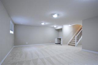 Photo 19: 38 LEGACY Terrace: St. Albert House Half Duplex for sale : MLS®# E4198012