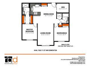 Photo 2: 340 7825 71 Street in Edmonton: Zone 17 Condo for sale : MLS®# E4201780