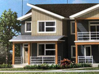 Main Photo: 20217 15A Avenue in Edmonton: Zone 57 Attached Home for sale : MLS®# E4208710