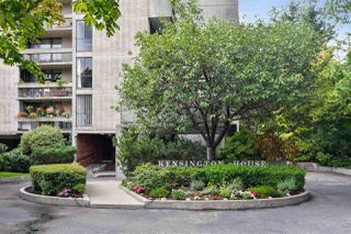 """Photo 1: 601 6689 WILLINGDON Avenue in Burnaby: Metrotown Condo for sale in """"Kensington House"""" (Burnaby South)  : MLS®# R2493335"""