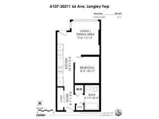 """Photo 28: A107 20211 66 Avenue in Langley: Willoughby Heights Condo for sale in """"ELEMENTS"""" : MLS®# R2518360"""