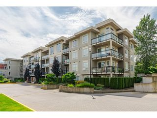 """Photo 2: A107 20211 66 Avenue in Langley: Willoughby Heights Condo for sale in """"ELEMENTS"""" : MLS®# R2518360"""
