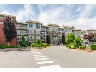"""Photo 1: A107 20211 66 Avenue in Langley: Willoughby Heights Condo for sale in """"ELEMENTS"""" : MLS®# R2518360"""