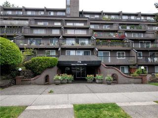 "Photo 8: 105 774 GREAT NORTHERN Way in Vancouver: Mount Pleasant VE Condo for sale in ""Pacific Terraces"" (Vancouver East)  : MLS®# V953777"