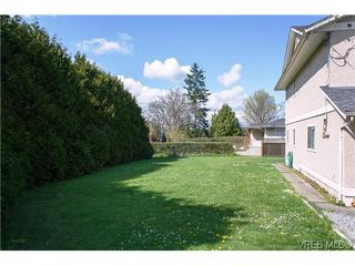 Photo 19: 804 Beckwith Avenue in VICTORIA: SE Lake Hill Single Family Detached for sale (Saanich East)  : MLS®# 321989