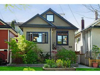 "Photo 1: 4381 QUEBEC Street in Vancouver: Main House for sale in ""MAIN STREET"" (Vancouver East)  : MLS®# V1003822"