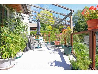 Photo 8: 7534 HASZARD ST in Burnaby: Deer Lake House for sale (Burnaby South)  : MLS®# V1022630