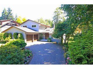 Photo 1: 7534 HASZARD ST in Burnaby: Deer Lake House for sale (Burnaby South)  : MLS®# V1022630