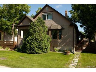 Photo 1: 20 Stranmillis Avenue in WINNIPEG: St Vital Residential for sale (South East Winnipeg)  : MLS®# 1416414