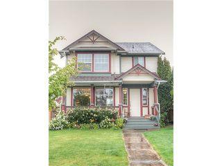 Photo 1: 18488 65A AV in Surrey: Cloverdale BC House for sale (Cloverdale)  : MLS®# F1410742