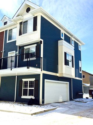 Photo 1: 66, 8315 - 180 Avenue: Edmonton Townhouse for sale : MLS®# e3401461