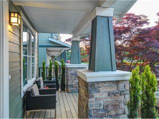 Photo 3: # 32 2138 SALISBURY AV in Port Coquitlam: Glenwood PQ Townhouse for sale : MLS®# V1126902