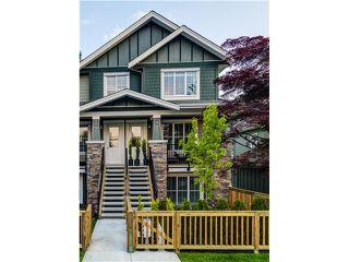 Photo 2: # 32 2138 SALISBURY AV in Port Coquitlam: Glenwood PQ Townhouse for sale : MLS®# V1126902