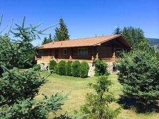 Photo 1: 7347 Old Kamloops Road in Vernon: Swan Lake West House for sale (North Okanagan)  : MLS®# 10085400