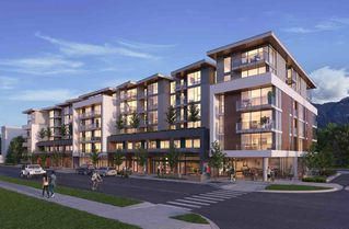 """Photo 2: 304 37881 CLEVELAND Avenue in Squamish: Downtown SQ Condo for sale in """"THE """"MAIN"""""""" : MLS®# R2421778"""