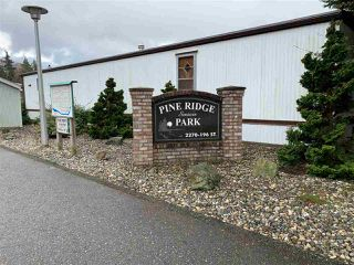 """Photo 18: 45 2270 196TH Street in Langley: Brookswood Langley Manufactured Home for sale in """"Pine Ridge Park"""" : MLS®# R2447689"""