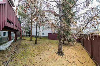 Photo 46: 34 1237 CARTER CREST Road in Edmonton: Zone 14 Townhouse for sale : MLS®# E4193609