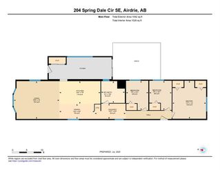 Photo 31: 204 Springdale Circle: Airdrie Detached for sale : MLS®# A1014317