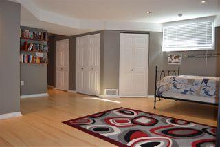 Photo 28: 43 6304 SANDIN Way in Edmonton: Zone 14 Townhouse for sale : MLS®# E4217894