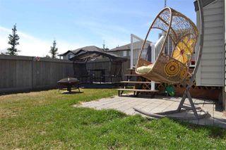 Photo 33: 43 6304 SANDIN Way in Edmonton: Zone 14 Townhouse for sale : MLS®# E4217894