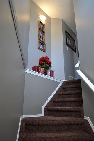 Photo 16: 43 6304 SANDIN Way in Edmonton: Zone 14 Townhouse for sale : MLS®# E4217894
