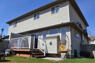 Photo 36: 43 6304 SANDIN Way in Edmonton: Zone 14 Townhouse for sale : MLS®# E4217894