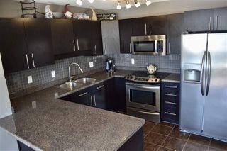 Photo 2: 43 6304 SANDIN Way in Edmonton: Zone 14 Townhouse for sale : MLS®# E4217894
