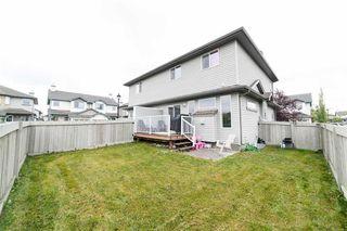 Photo 38: 43 6304 SANDIN Way in Edmonton: Zone 14 Townhouse for sale : MLS®# E4217894