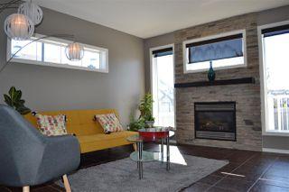 Photo 3: 43 6304 SANDIN Way in Edmonton: Zone 14 Townhouse for sale : MLS®# E4217894